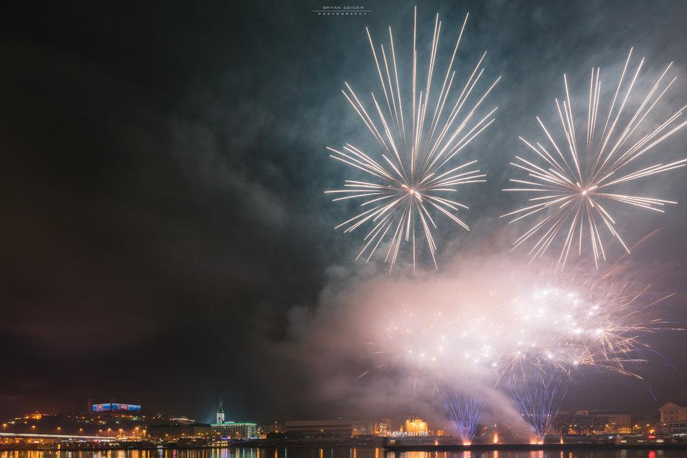 New Years 2017, Bratislava