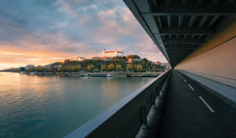 A Fairy-Tale Bratislava