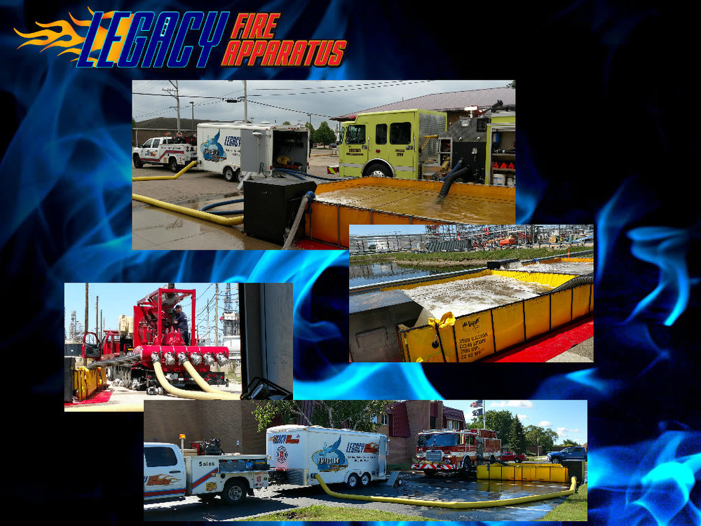 Providing emergency personnel with the finest in fire apparatus and service