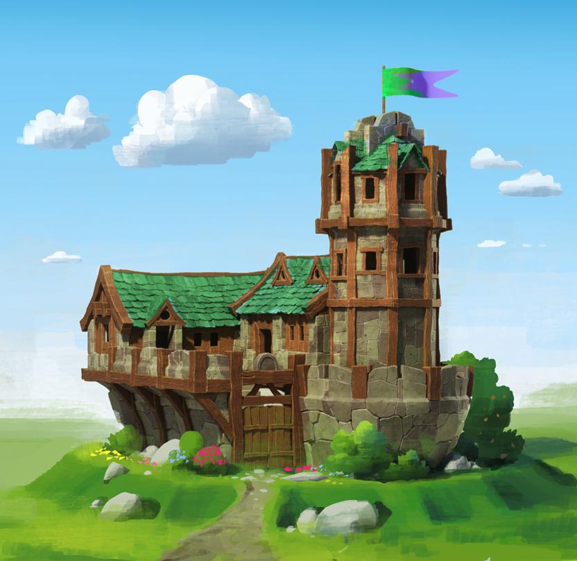 Final Castle Design