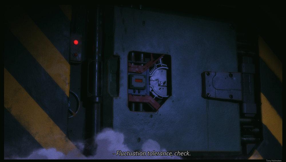 Akira Door - fanart. 3Dcoat & Blender