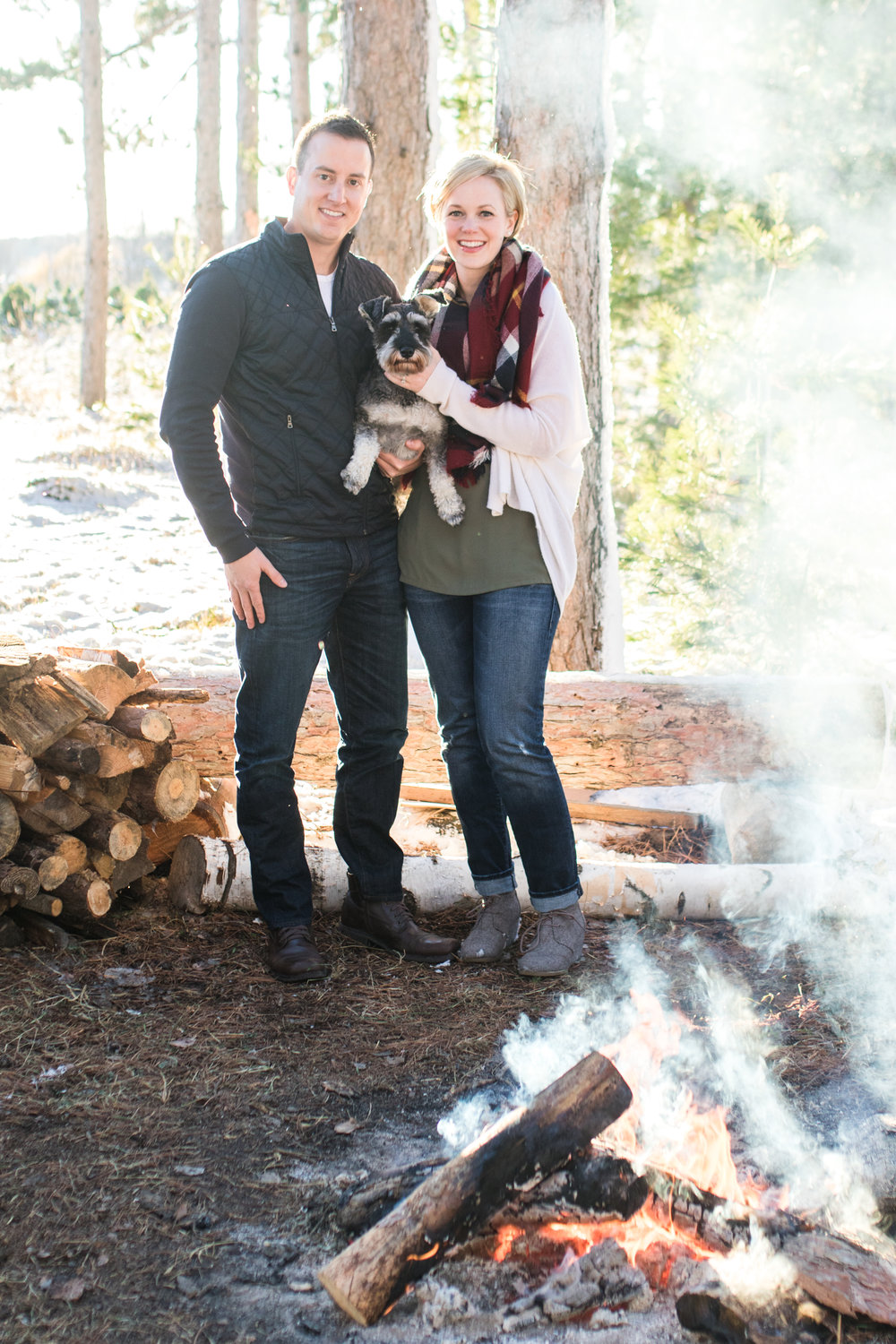 Nielsen Mini Session - Hansen Tree Farm -Sabrina Reis Photography - Minneapolis -4.jpg