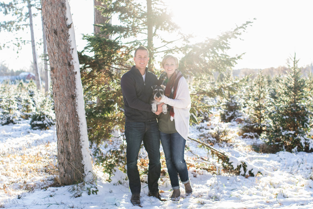 Nielsen Mini Session - Hansen Tree Farm -Sabrina Reis Photography - Minneapolis -11.jpg