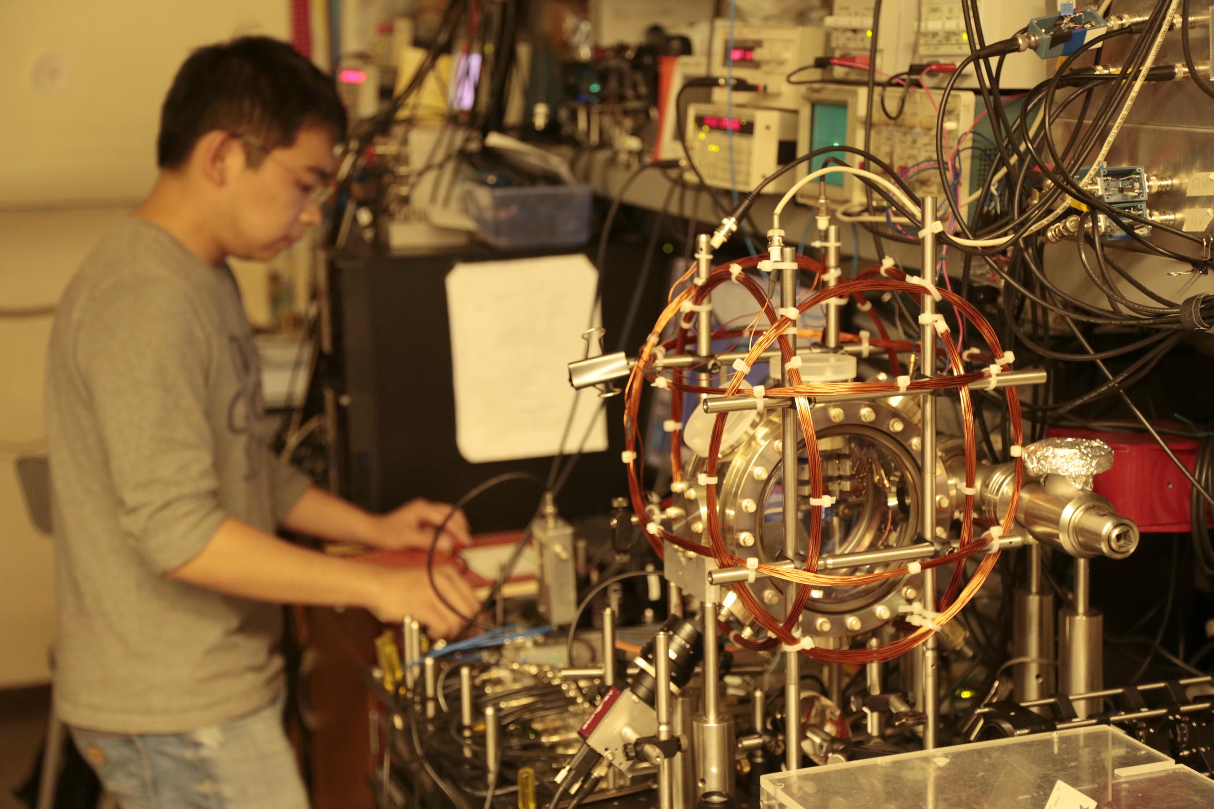 minig compact interferometer