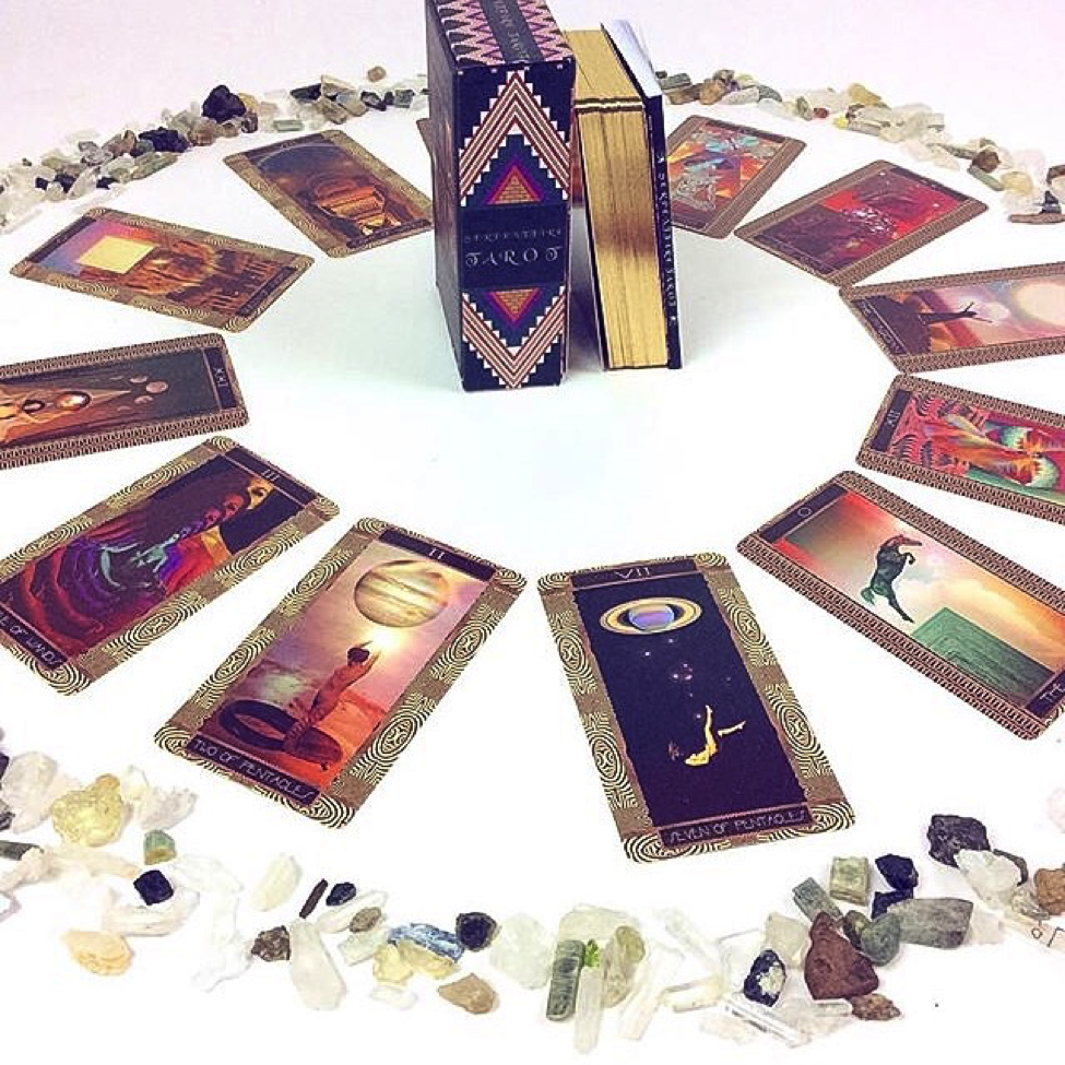 The SERPENTFIRE Tarot