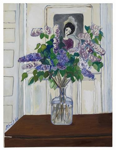 Alice Neel, Lilacs