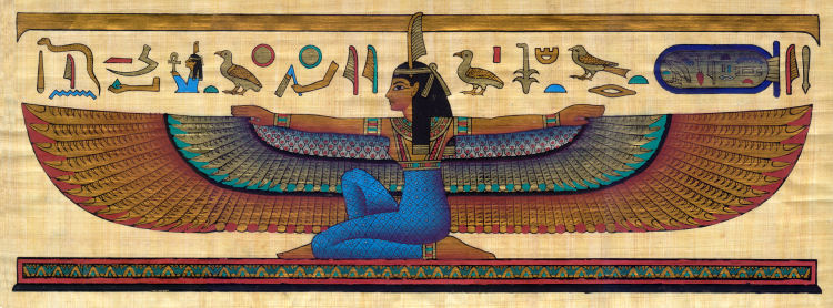 Maat – Goddess of Balance