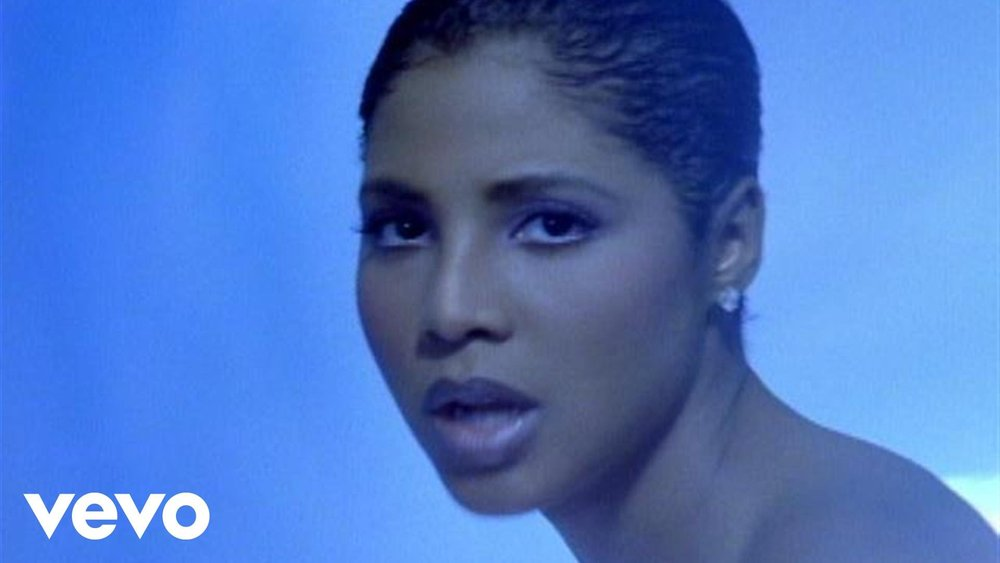 Toni Braxton, Let it Flow