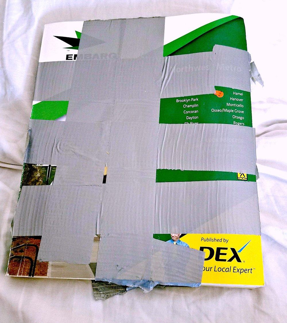 Duct tape phone book.jpg