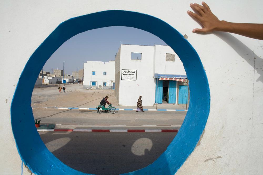 Western Sahara August 16, 2007