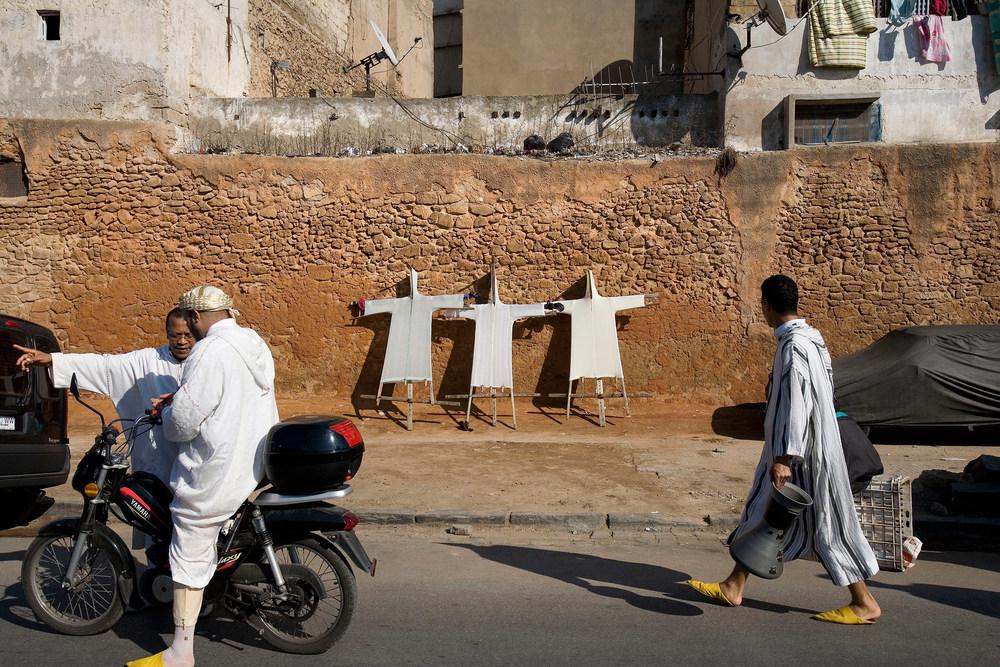 Casablanca October 27, 2007