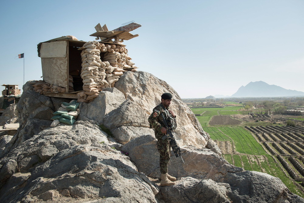 Afghanistan, March 2015