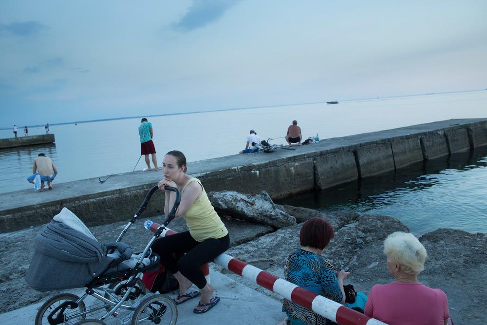 Odessa, Ukraine, June 2015