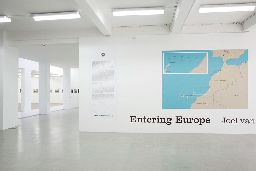 Entering Europe