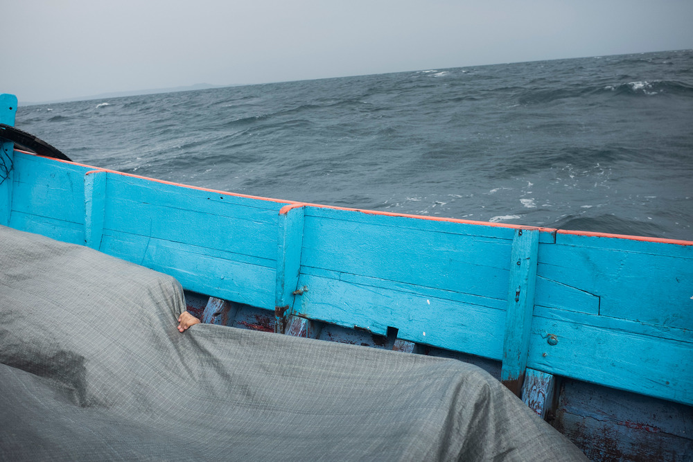 Indian Ocean, September 6, 2013
