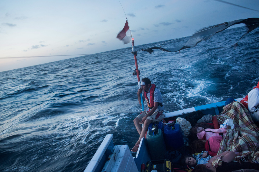 Indian Ocean, Sep. 7, 2013