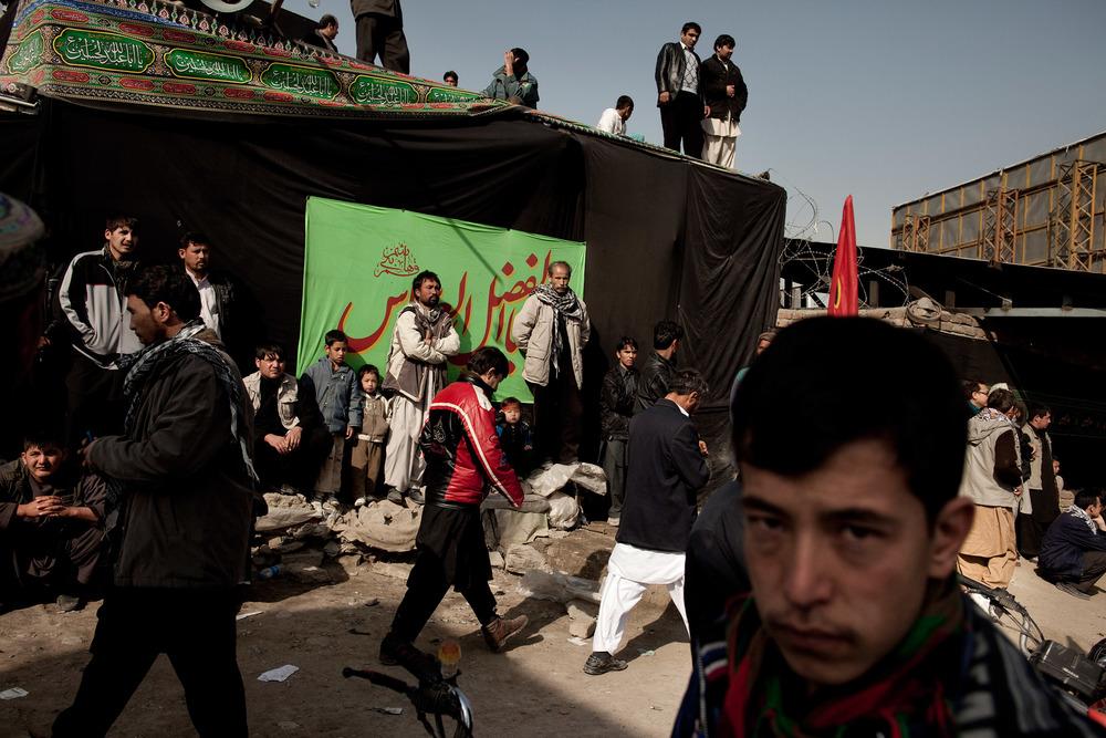 Ashura, Dec. 6 2011