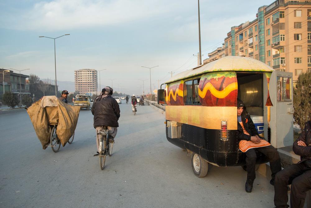 Kabul, Nov. 25, 2014