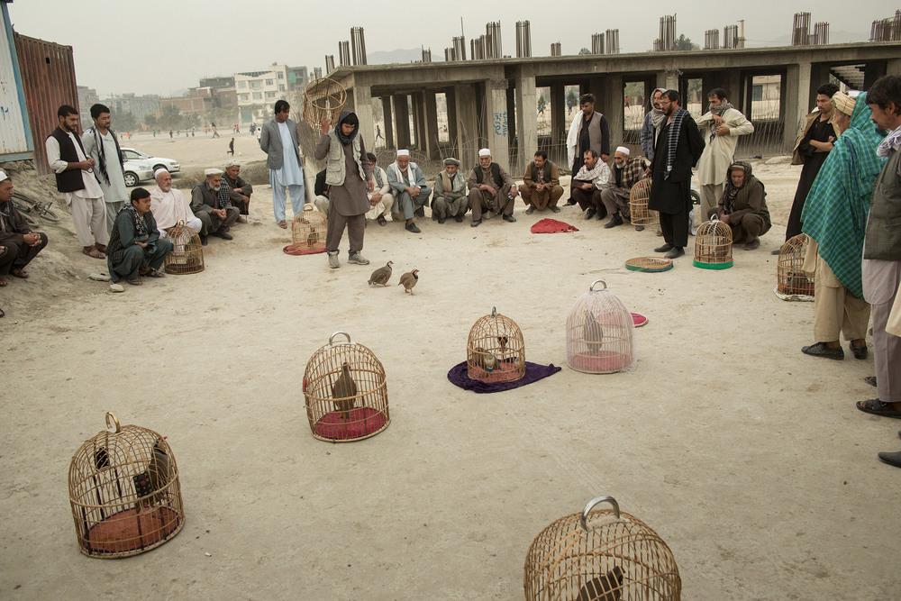 Kabul, October 2015