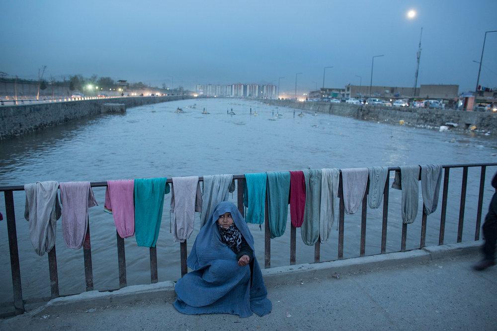 Afghanistan, Kabul, March 22, 2016