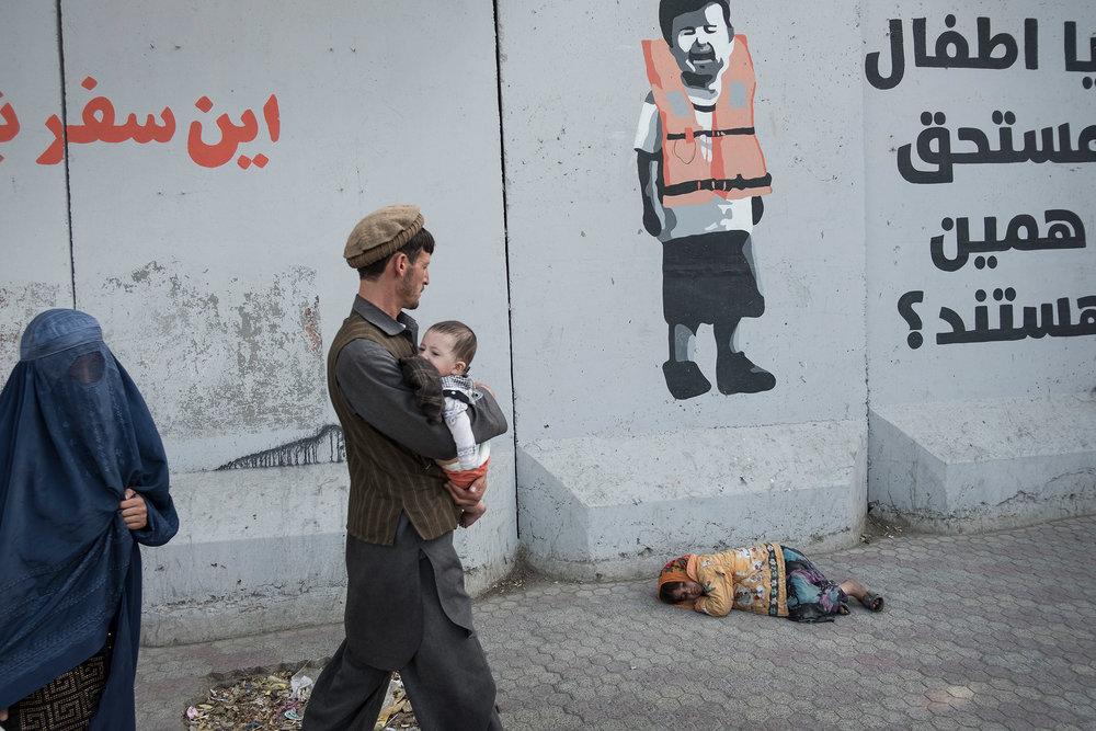 Afghanistan, Kabul, August 10, 2016