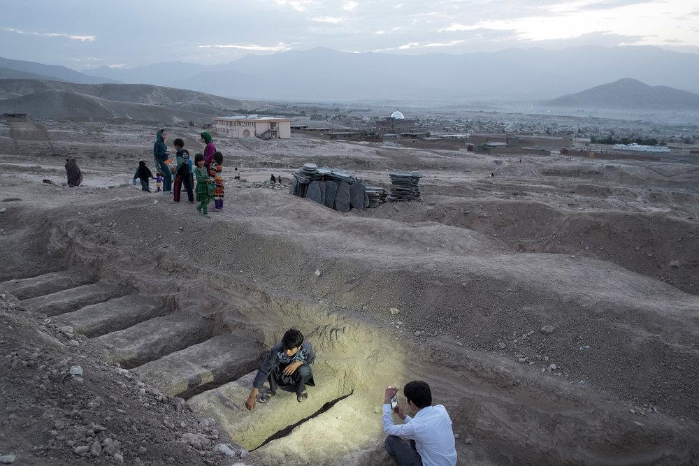 Afghanistan, Kabul, August 5, 2016