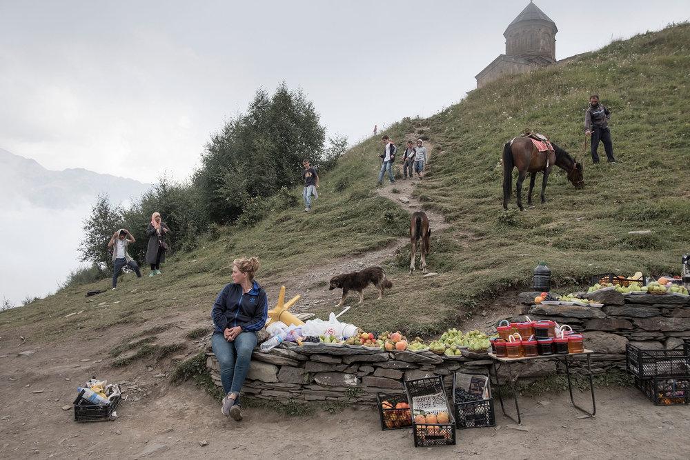 Georgia, Kazbegi