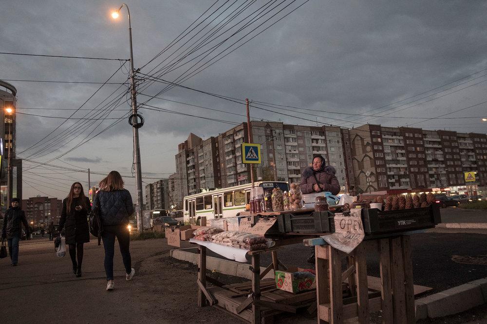Russia, Krasnoyarsk