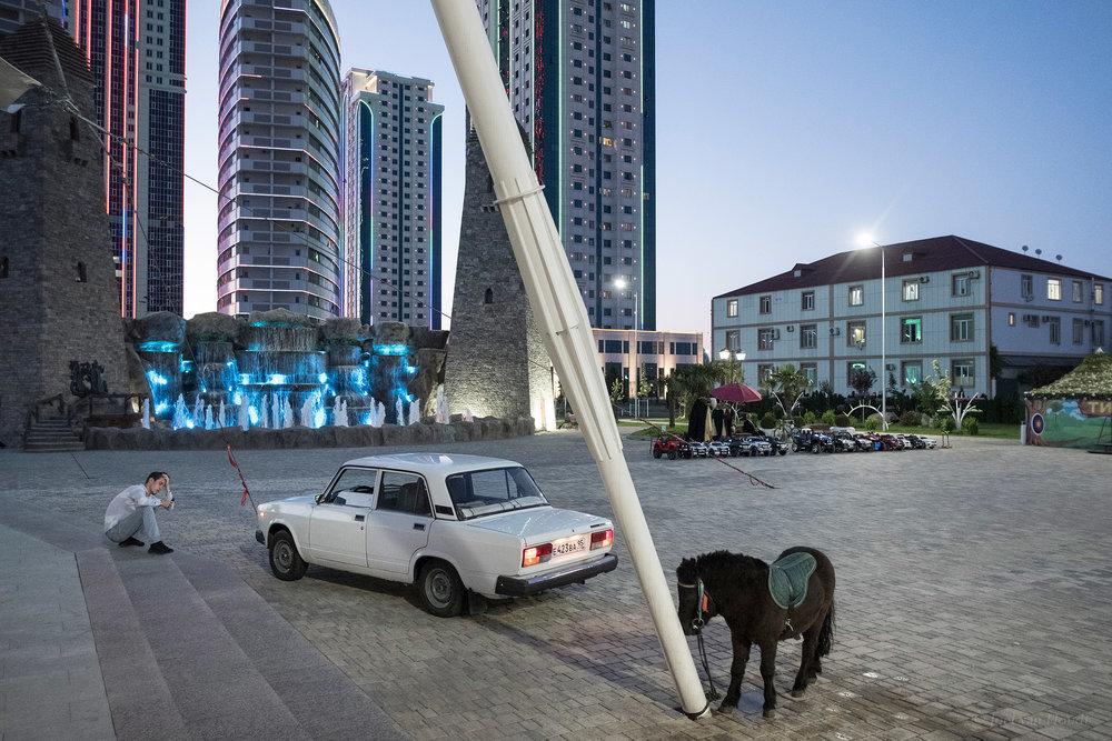 Russia, Grozny