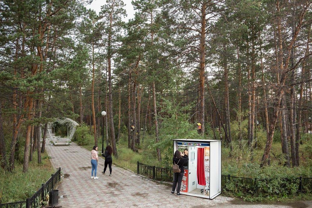 Russia, Yakutsk