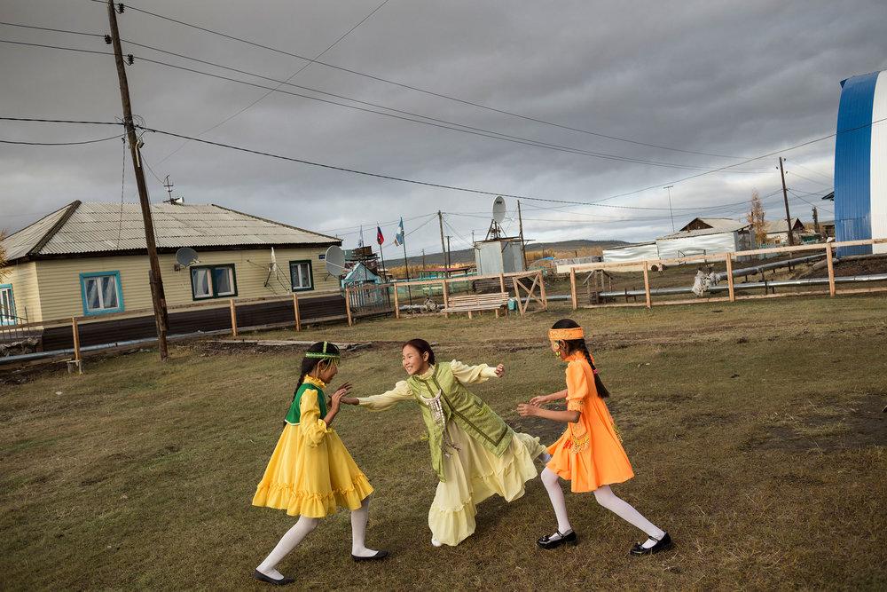 Russia, Verkhoyansk