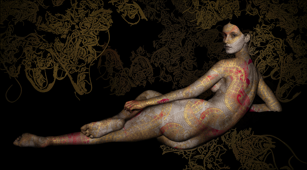 YASCO, Odalisque, 2011. www.onethousandandonedreams.com