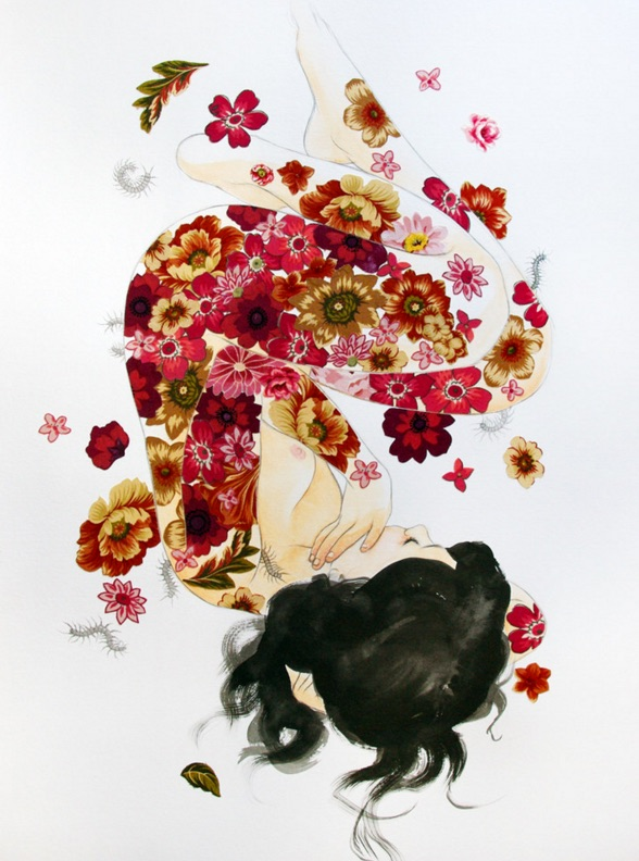 Stacia Burrington, Little Legs, 2012. stasiab.carbonmade.com