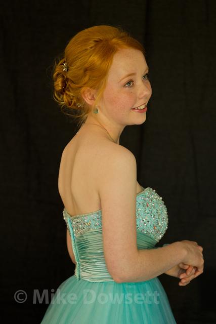 Kaitlyn Dowsett Prom