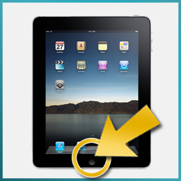 how to add home videos to ipad