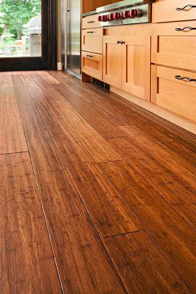 All things bamboo flooring cobb hill construction inc for Wood stain pros and cons
