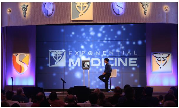 Exponential Medicine Conference - Singularity U