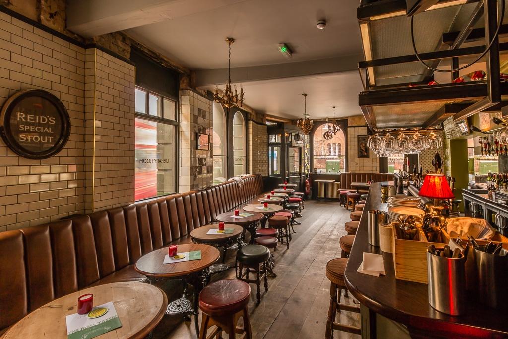 Mall Tavern Kitchen Table