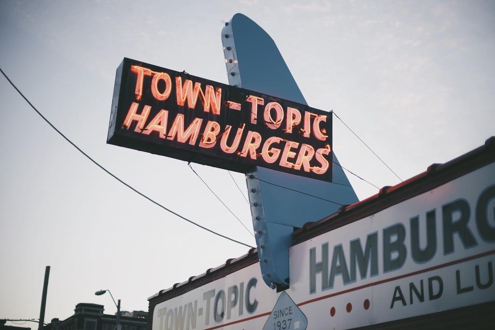 Town-Topic Hamburgers