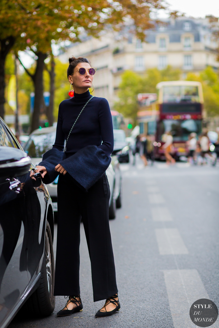 Bell Sleeves (are my jam) -