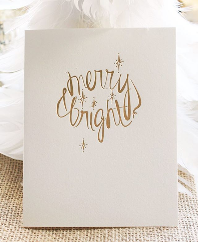 Don't forget! For every card sold this Christmas, I'm donating one to @covenanthousega #sharingiscaring #letterpress #madebyhand #goldfoil #snailmail #stationery