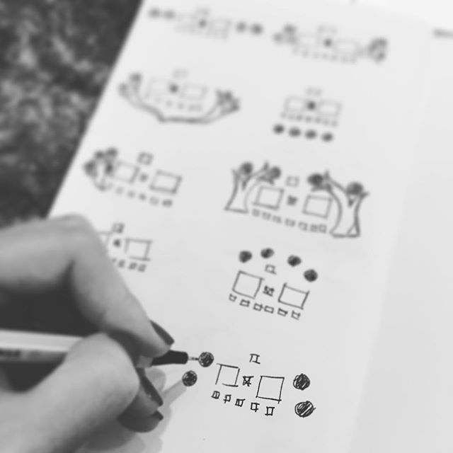 My job is to draw every day. Sometimes I forget how awesome that is and how lucky I am. #drawing #illustration #design #branding #stationery #followyourdreams
