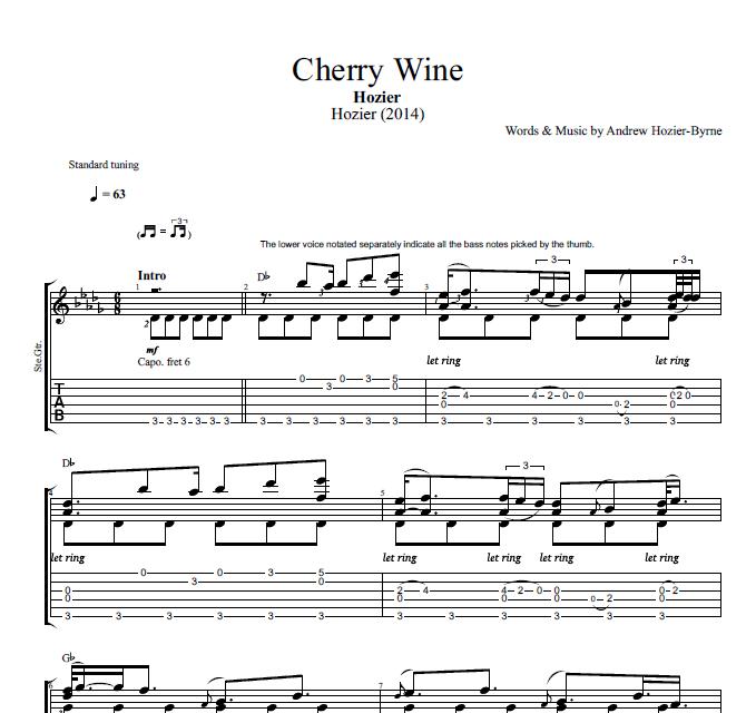 Cherry Wine\