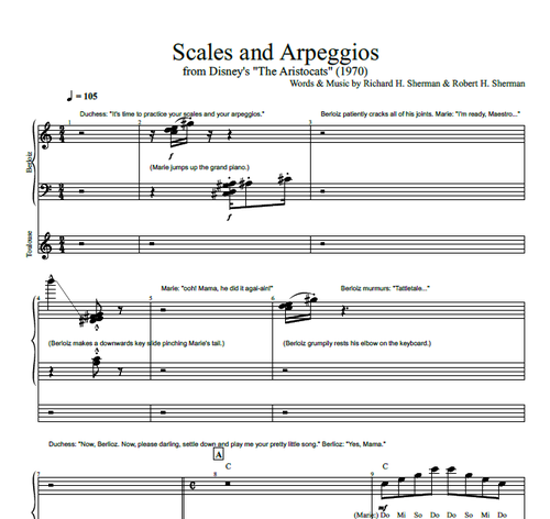 Piano u00bb Piano Chords Arpeggios - Music Sheets, Tablature, Chords and Lyrics