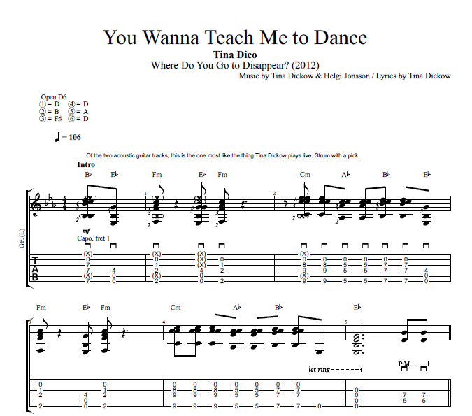 teach your children chords pdf