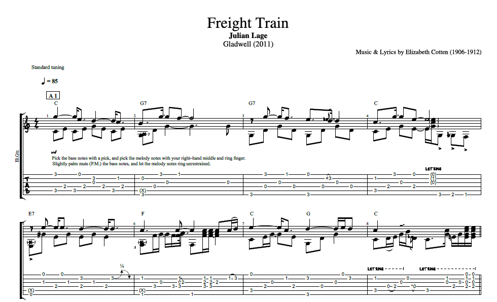 Freight Train\