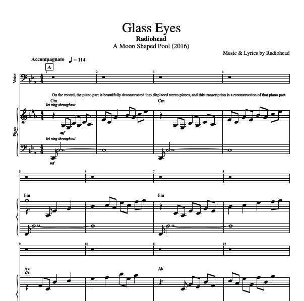 Piano piano chords worksheet : Piano Sheet Music With Chords - infinity sheet music and one ...