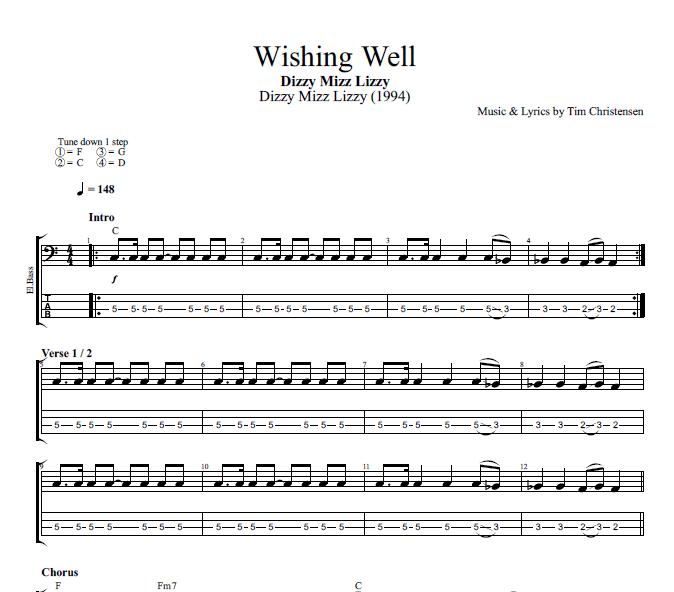 Wishing Well\