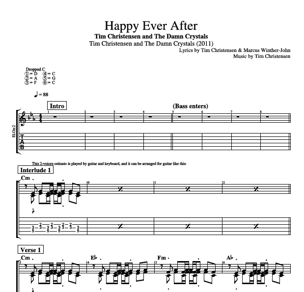 Happy Ever After\