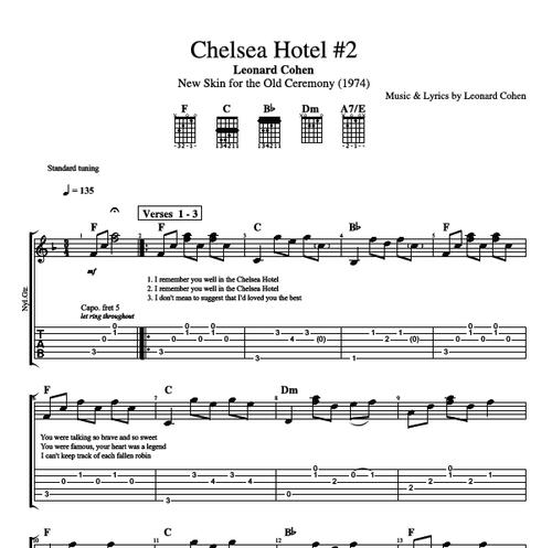 Chelsea Hotel #2\